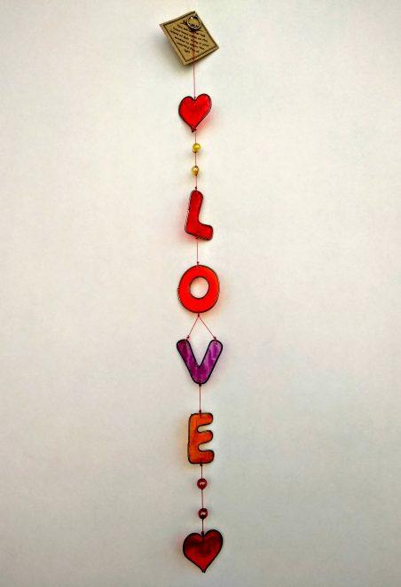 LOVE SUNCATCHER